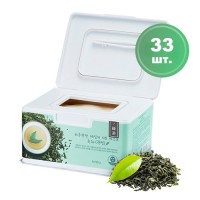 Набор тканевых масок для лица A'PIEU Daily Sheet Mask Green Tea/Soothing - 33 шт