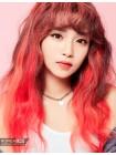 Тонирующая краска для волос MISSHA 7 Days Coloring Hair Treatment Cherry Red - 25ml