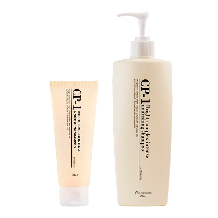 Шампунь для волос ESTHETIC HOUSE CP-1 Bright Complex Intense Nourishing Shampoo