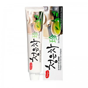 Зубная паста восточный чай Dental Clinic 2080 Cheong-en-cha Jin 130 гр