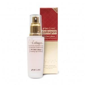 Укрепляющая эссенция для лица 3W CLINIC Collagen Firming-Up Essence - 50ml