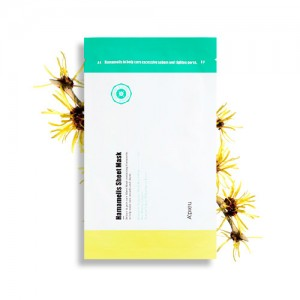 Тканевая маска для лица с гамамелисом A'PIEU Hamamelis Sheet Mask - 21 гр