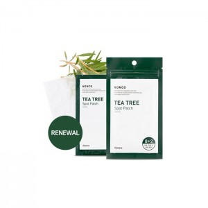 Точечные патчи от акне A'PIEU Nonco Tea Tree Spot Patch - 12 патчей*10шт