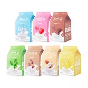 Тканевая маска A'PIEU Milk One-Pack - 21g