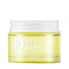 Крем для лица на растительных маслах APIEU Oil Soak Cream 50 мл