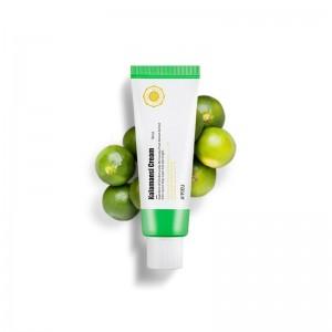 Осветляющий крем для лица с экстрактом каламанси A'PIEU Kalamansi Cream 50мл
