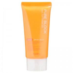 Ежедневный солнцезащитный крем A'PIEU Pure Block Natural Daily Sun Cream SPF45 PA+++ - 50мл
