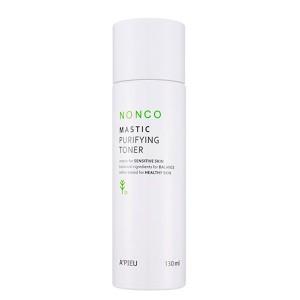 Очищающий тонер для чувствительной кожи A'PIEU Nonco Mastic Purifying Toner - 195 мл