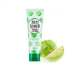 Увлажняющий крем для лица A'PIEU Shredded Cabbage Cream - 80 мл