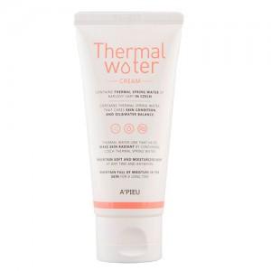 Увлажняющий крем для лица A'PIEU Thermal Water Cream - 80 мл