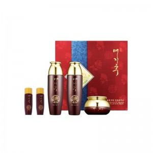 Уходовый набор с экстрактом женьшеня BERGAMO Luxury Yezihu 3Set