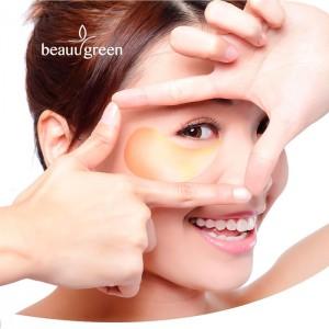 Гидрогелевые патчи для глаз BEAUUGREEN Collagen and Gold Hydrogel Eye Patch - 1 пара