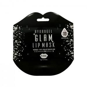 Гидрогелевый патч для губ с жемчугом Beauugreen Hydrogel Glam Lip Mask Pearl - 1 шт
