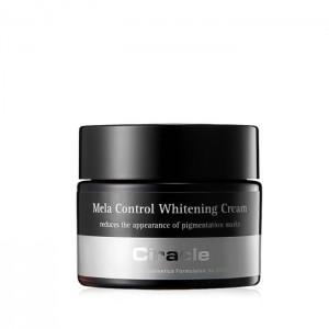 Ночной крем для лица от пигментации CIRACLE Mela Control Whitening Cream - 50 мл