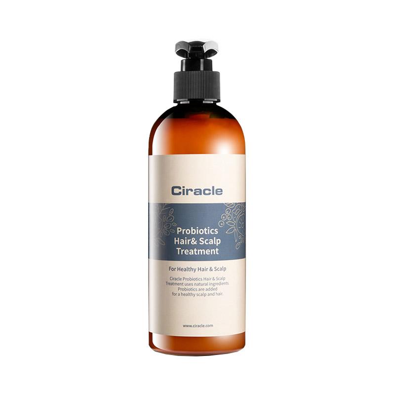 Маска для волос с пробиотиками CIRACLE Probiotics Hair Scalp Treatment 500 мл
