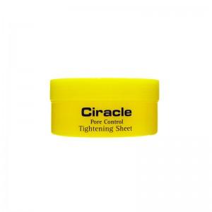 Локальная маска для сужения пор Ciracle Pore Control Tightening Sheet 40шт