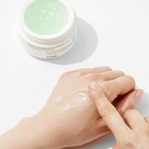 Успокаивающий гель-крем с зелёным чаем COSRX Green Tea Aqua Soothing Gel Cream 50 мл