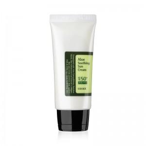 Солнцезащитный крем с соком алоэ вера COSRX Aloe Soothing Sun Cream 50 мл