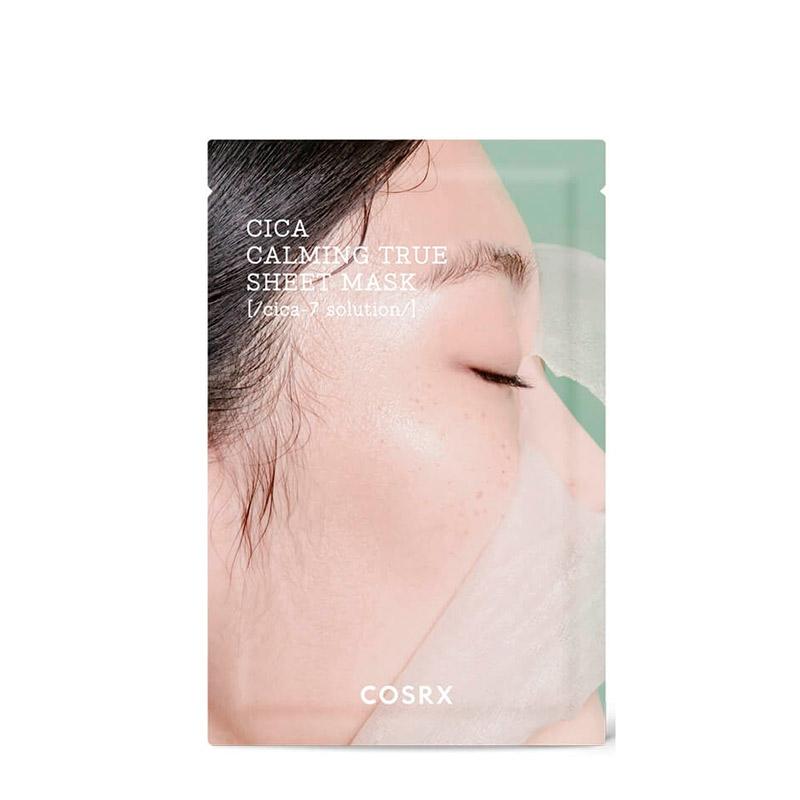 Успокаивающая тканевая маска COSRX Pure Fit Cica Calming True Sheet Mask 23 мл