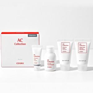 Набор миниатюр для жирной кожи COSRX AC Collection Trial Kit Intensive 1