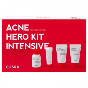 Набор миниатюр для жирной кожи COSRX AC Collection Trial Kit Intensive 2.0