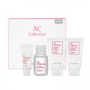 Набор миниатюр для комбинированной кожи COSRX AC Collection Trial Kit Mild 1