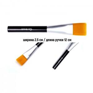Кисть для масок CORINGCO Black Yellow Pack Brush - 1 шт