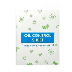 Матирующие салфетки от жирного блеска CORINGCO Oil Control Sheet - 25шт