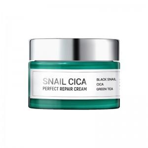 Восстанавливающий крем для лица с центеллой ESTHETIC HOUSE Snail Cica Perfect Repair Cream 50 мл