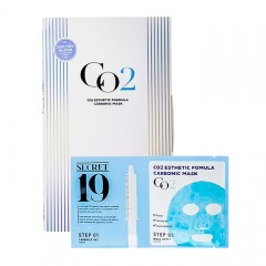 Маска для карбокситерапии ESTHETIC HOUSE CCO2 Esthetic Formular Carboxy Mask