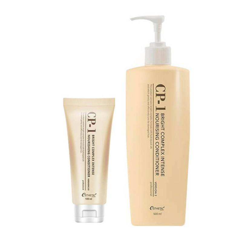 Кондиционер для волос ESTHETIC HOUSE CP-1 Bright Complex Intense Nourishing Conditioner - 500ml