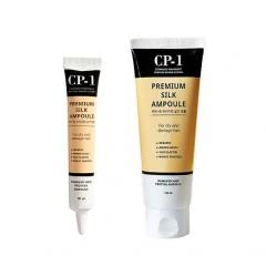 Протеиновая сыворотка для волос ESTHETIC HOUSE CP-1 Premium Silk Ampoule - 20/150 ml