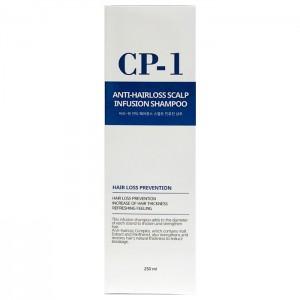 Шампунь против выпадения волос ESTHETIC HOUSE CP-1 Anti Hair Loss Scalp Infusion Shampoo - 250мл