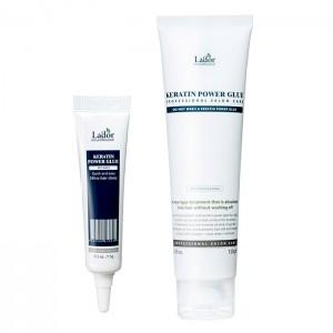 Сыворотка-клей для посеченных кончиков волос LADOR Keratin Power Glue - 15/150 g