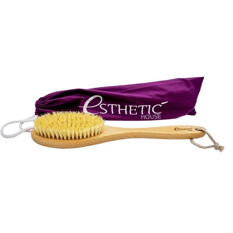 Щетка для сухого массажа ESTHETIC HOUSE Dry Massage Brush 1 шт