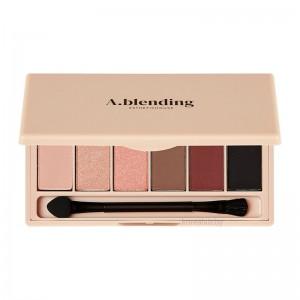 Тени для век ESTHETIC HOUSE Decorative A.Blending Pro Eyeshadow Palette Nude Glow 12 гр