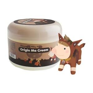 Крем для лица и тела с лошадиным маслом ELIZAVECCA Milky Piggy Origin Ma Cream - 100ml