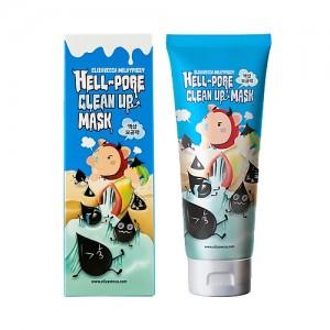 Маска-пленка для лица ELIZAVECCA Hell-Pore Clean Up Mask 100 мл
