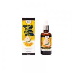 Осветляющая сыворотка ELIZAVECCA Real White Vita-Sauce 50 мл