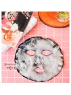 Очищающая пузырьковая маска для лица ELIZAVECCA Witch Piggy Hell-Pore Black Solution Bubble Serum Mask Pack 28 гр