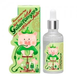 Увлажняющая сыворотка с галактомисис ELIZAVECCA Witch Piggy Hell Pore Galactomyces Premium Ample - 50мл