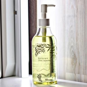 Гидрофильное масло ELIZAVECCA Natural 90% Olive Cleansing Oil 300 мл