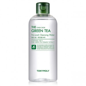 Мицилярная вода TONY MOLY The Chok Chok Green Tea Cleansing Water - 300ml