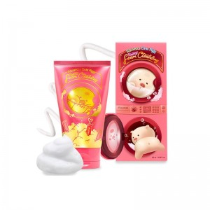 Пенка для умывания ELIZAVECCA Clean Piggy Pink Energy Foam Cleansing 120 мл