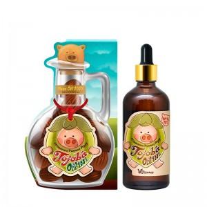 Масло жожоба для лица, тела и волос ELIZAVECCA Farmer Piggy Jojoba Oil 100 мл