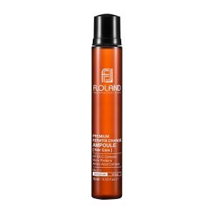 Ампула для восстановления волос FLOLAND Premium Keratin Change Ampoule - 13ml