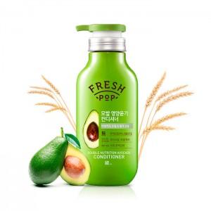 Питательный кондиционер для восстановления волос FRESH POP Double Nutrition Avocado Conditioner - 500 мл