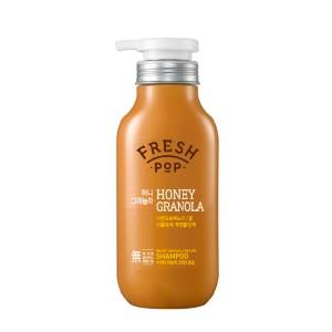 Питательный шампунь с гранолой FRESH POP Honey Granola Receipe Shampoo - 500мл