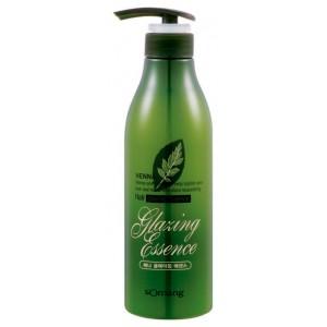 Глазурь-эссенция для волос Flor de Man HENNA Hair Glazing Essence - 500ml