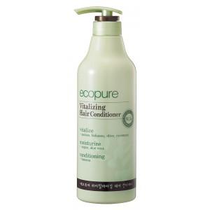 Витаминизирующий кондиционер для волос Flor de Man Ecopure Vitalizing Hair Conditioner - 700ml